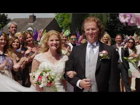 André Rieu - Mio Angelo - Making Of The Videoclip