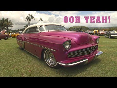 Macho Man Red 1954 Chevy Custom #Video