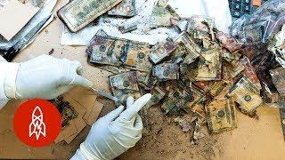 Mutilated Money? This Place Will Give You a Fresh Stack