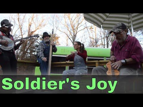 Soldier's Joy - Spoon Lady & the Tater Boys ft. Lyle Rickards