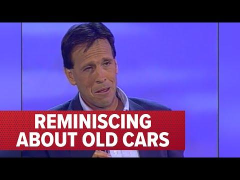 Reminiscing About Old Cars Video | Comedian Jeff Allen