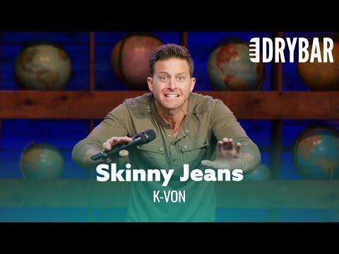 Men Should NEVER Wear Skinny Jeans. K-von
