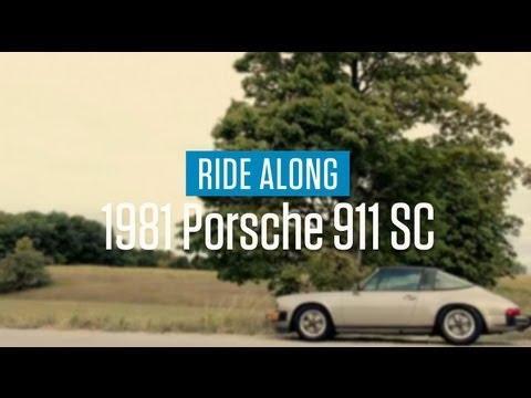 1981 Porsche 911 SC | Ride Along