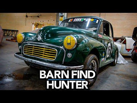 Private tour of Tom's barn find collection | Barn Find Hunter - Ep. 102 #Video