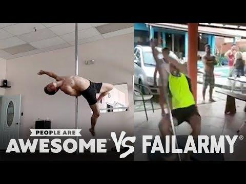 People Are Awesome Vs. FailArmy | 2019 Ep. 2