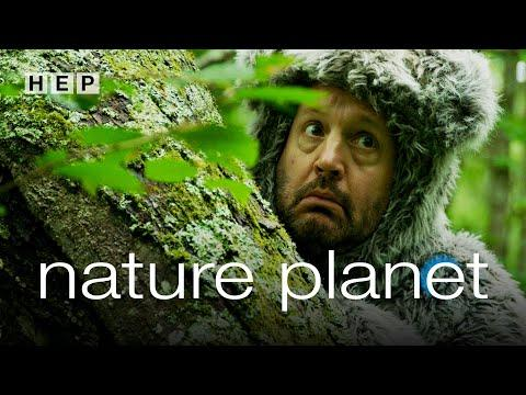 Nature Planet Video | Narrated by Adam Sandler