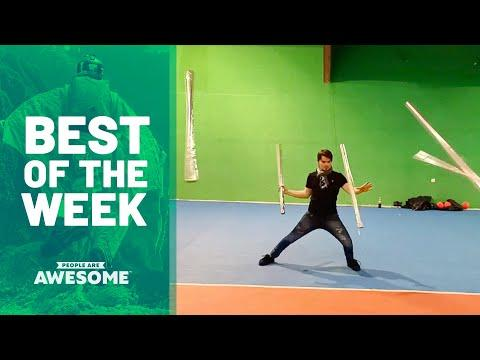 Odd Skills & More Video | Best Of The Week