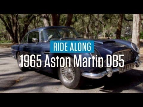 1965 Aston Martin DB5 | Ride Along