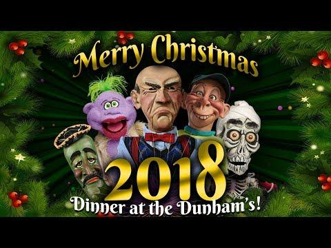 Christmas 2018: Dinner at the Dunham's! | JEFF DUNHAM
