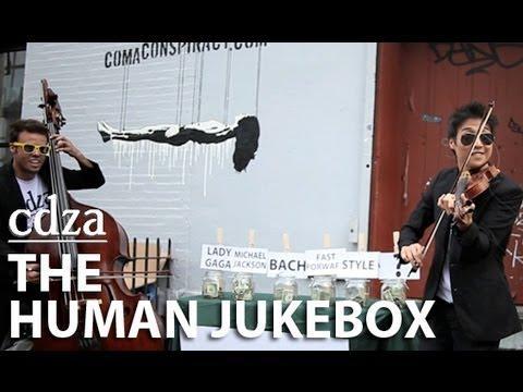 The Human Jukebox