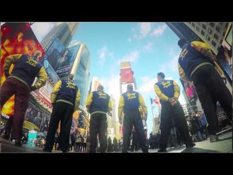 The Jive Aces L.O.V.E. New York City!