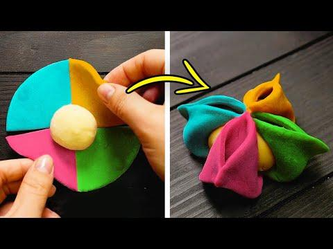 45 DUMPLING AND PASTRY LIFE HACKS || Cooking And Kitchen Tricks