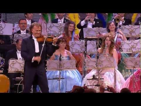André Rieu - Brazil Medley (Live In Sao Paulo)