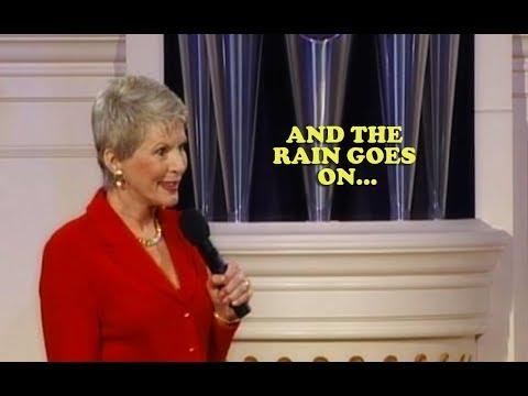 Jeanne Robertson Video | And the Rain Goes On...