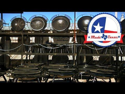 Made In Texas - Circle J Grills (Texas Country Reporter)