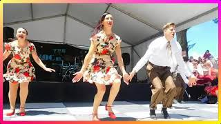 Old Time Rock'n Roll Dance Show
