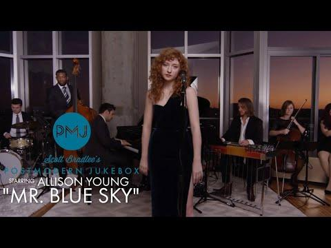 Mr. Blue Sky (Electric Light Orchestra) - Postmodern Jukebox Video ft. Allison Young