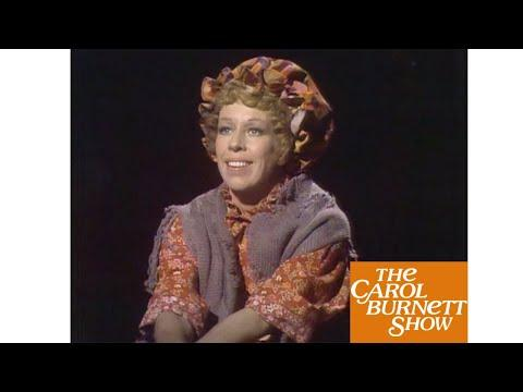 Charwoman from The Carol Burnett Show Video.