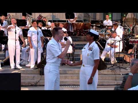 United States Navy Band - Fantastic Selections From Jersey Boys