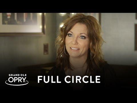 Martina McBride   Full Circle   Opry