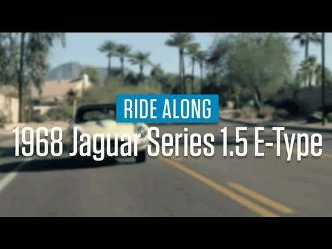 1968 Jaguar Series 1.5 E-Type | Ride Along