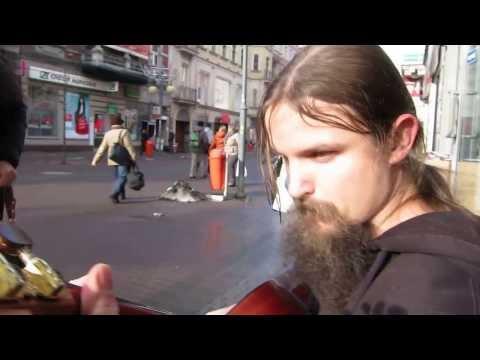This Street Musician Will Blow You Away!