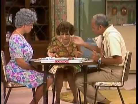 Carol Burnett - The Family Monopoly Video
