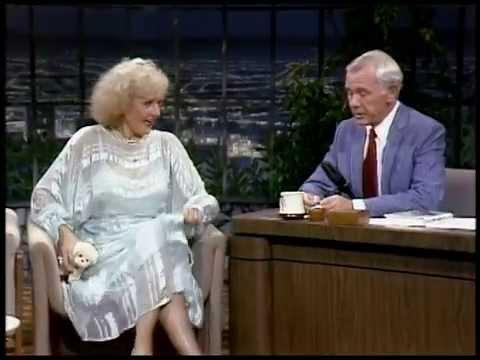 Betty White On The Tonight Show Starring Johnny Carson