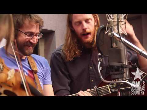 The Stray Birds - Make Me a Pallet on Your Floor [Live at WAMU's Bluegrass Country]
