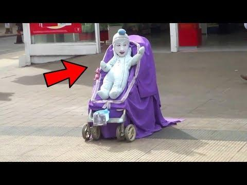 Top 10 Street Performers Video That Will Amaze You - Awesome & Amazing