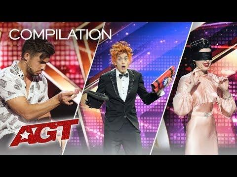 These Impressive Acts Put A TWIST On Their Amazing Talents! - America's Got Talent 2019