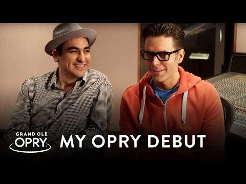 Bobby Bones & The Raging Idiots | My Opry Debut | Opry