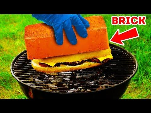 27 GRILL HACKS YOU CAN'T MISS