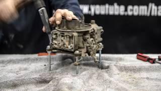 Carburetor Rebuild Time Lapse | Redline Rebuild #5