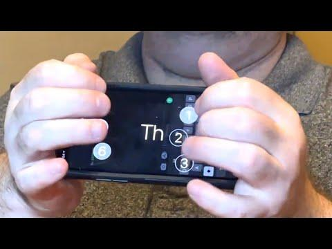 How Blind People Text On Their Phones Video. Your Daily Dose Of Internet.