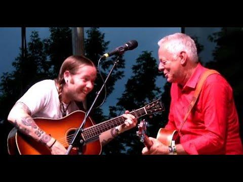Tommy Emmanuel and Billy Strings, Incredible Jam! Working Man Blues Video - Grey Fox 2019