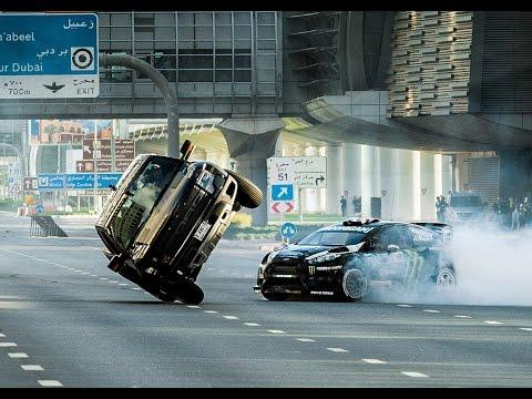 KEN BLOCK'S ULTIMATE EXOTIC PLAYGROUND