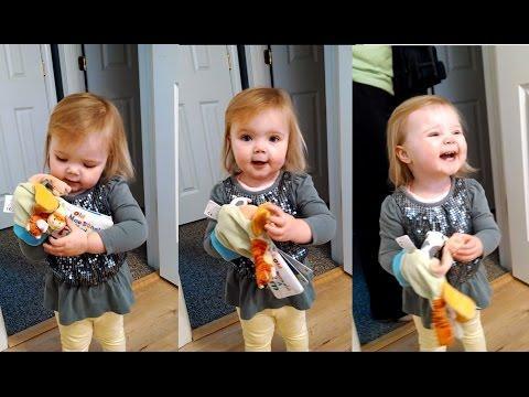 Little Girl Sings Old MacDonald Had A Farm