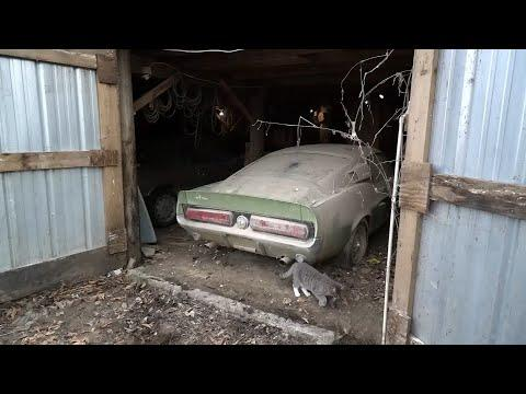 1967 Shelby GT500 Barn Find and Appraisal That Buyer Uses To Pay Widow