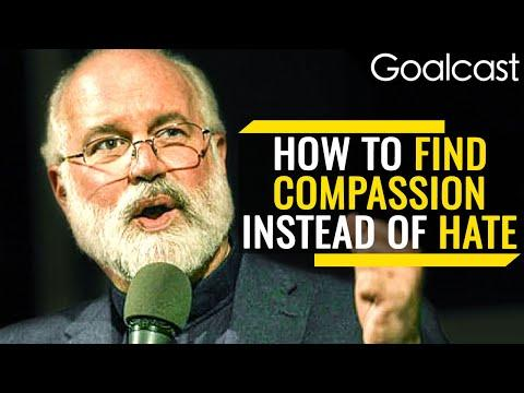 The POWER Of Compassion | Father Gregory Boyle Speech | Goalcast