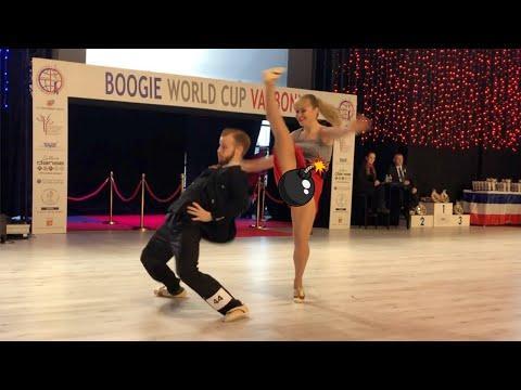 Boogie Woogie Throwback! Sondre & Tanya #Video
