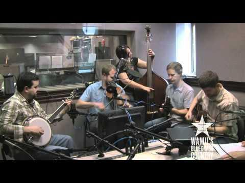 Foghorn Stringband - Pretty Betty Martin [Live At WAMU's Bluegrass Country]