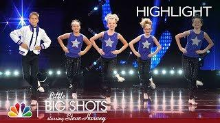 Little Big Shots - Don't Stop the Clogging! (Episode Highlight)