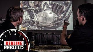 How we rebuilt our vintage Kawasaki KE100 motorcycle | Redline Rebuilds Explained - S2E2