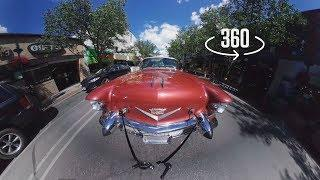 Cool car stuff in immersive 360-degree video! | What would you like to see?