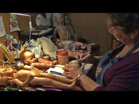 The Granbury Doll House -Texas Country Reporter Video