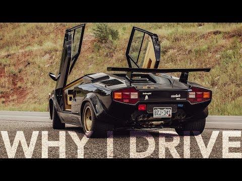Lamborghini Countach: Equal parts exhilarating and exhausting | Why I Drive #25