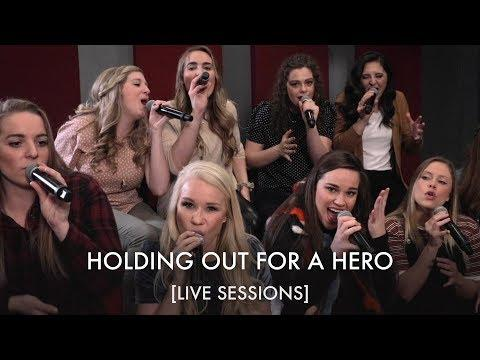 Holding Out for a Hero | BYU Noteworthy [LIVE SESSIONS]