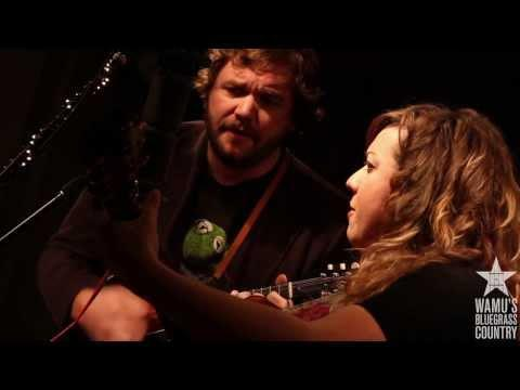 Melody Walker & Jacob Groopman - Like A River [Live At WAMU's Bluegrass Country]