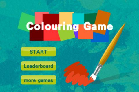 Free Game: Colouring Game